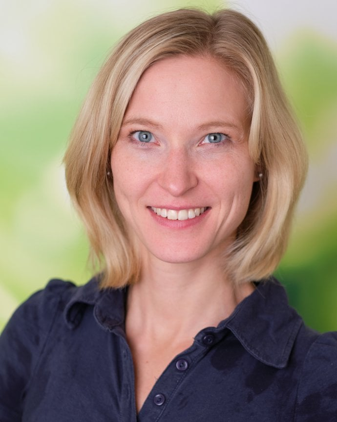 Businessporträt Stefanie Fleschutz
