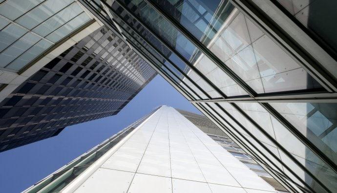 Frankfurt Bankenviertel Architekur Fotografie