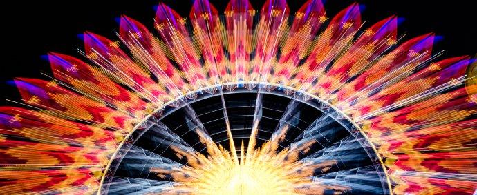 Cannstatter Wasen Volksfest Riesenrad