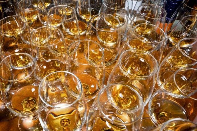Whisky Probe Firmen-Event