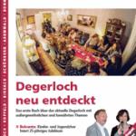 Degerloch Journal Titelbild Besenwirtschaft