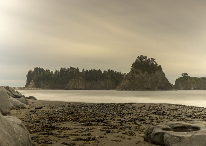 Reisefotografie Coast Line Oregon