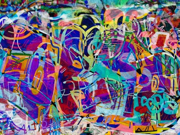 Kunst Graffiti