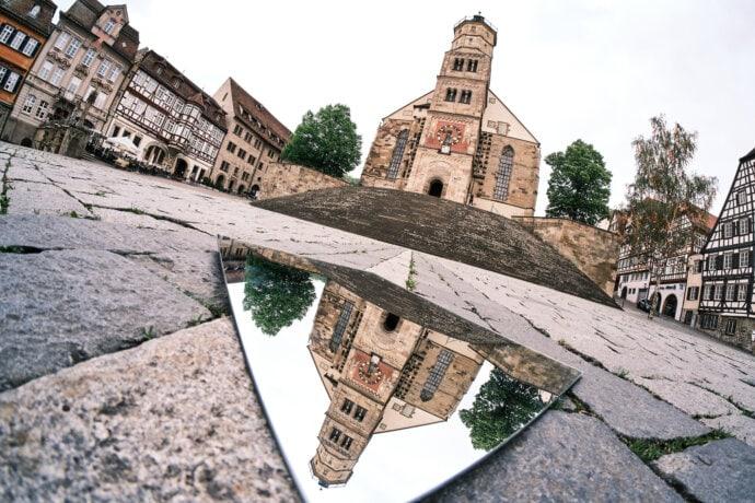 Marktplatz Schwäbisch Hall